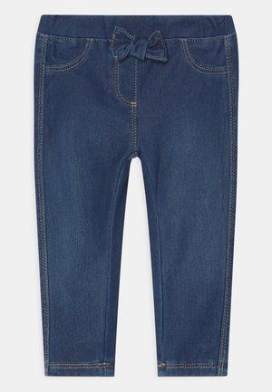 DIAGONAL - Skinny džíny - dark denim
