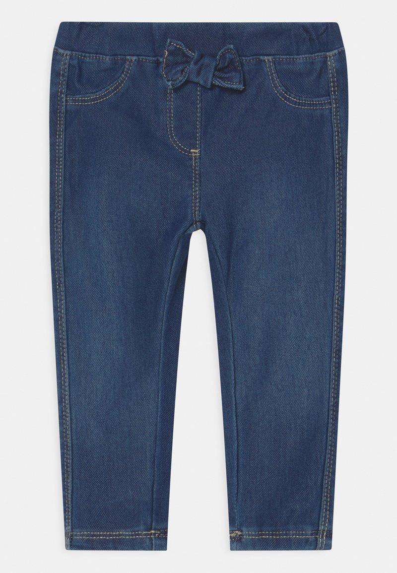 OVS - DIAGONAL - Jeans Skinny Fit - dark denim