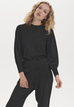 JAHANSZ  - Sweatshirt - black