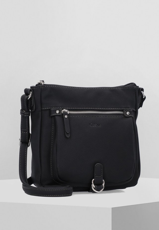 HANNA - Across body bag - black