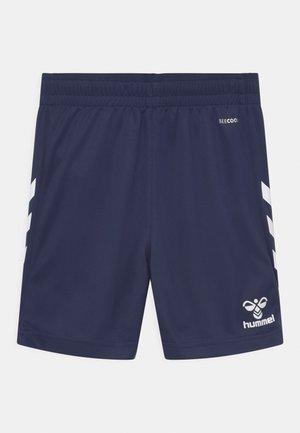 CORE POLY UNISEX - Short de sport - marine