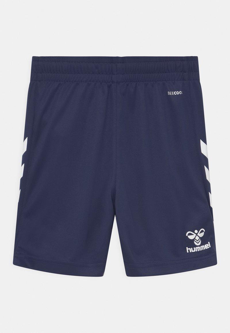 Hummel - CORE POLY UNISEX - Sports shorts - marine