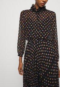 See by Chloé - Áčková sukně - multicolor/black - 4