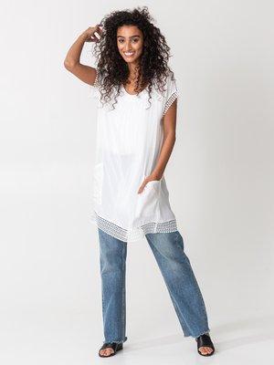MARSHA - Day dress - white