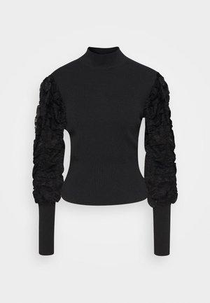 BANDANA PULL - Jersey de punto - black