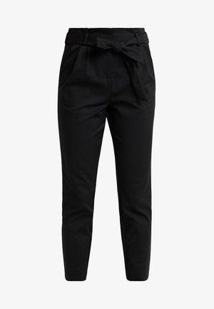 VISOFINA PANT - Trousers - black