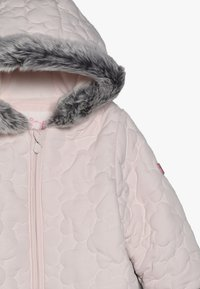 mothercare - BABY QUILTED SNOWSUIT - Snowsuit - pink - 4