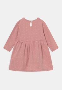 happy girls - Jersey dress - dusty rose - 1