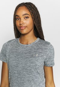 Under Armour - TECH TWIST - Basic T-shirt - pitch gray - 3