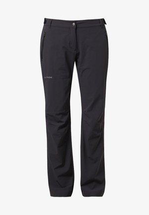 WOMEN'S FARLEY STRETCH PANTS - Outdoorové kalhoty - black