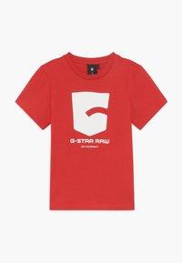 G-Star - T-shirts print - red - 0