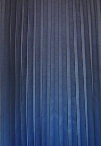 comma - A-line skirt - blue - 2