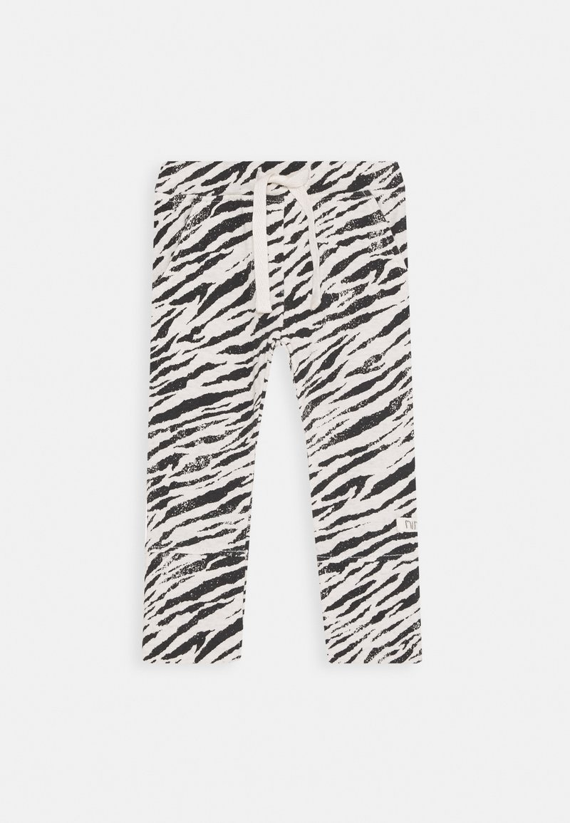 Noppies - SLIM FIT PANTS TEBANG - Trousers - oatmeal