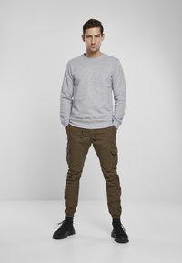 Urban Classics - Sweatshirt - grey - 1
