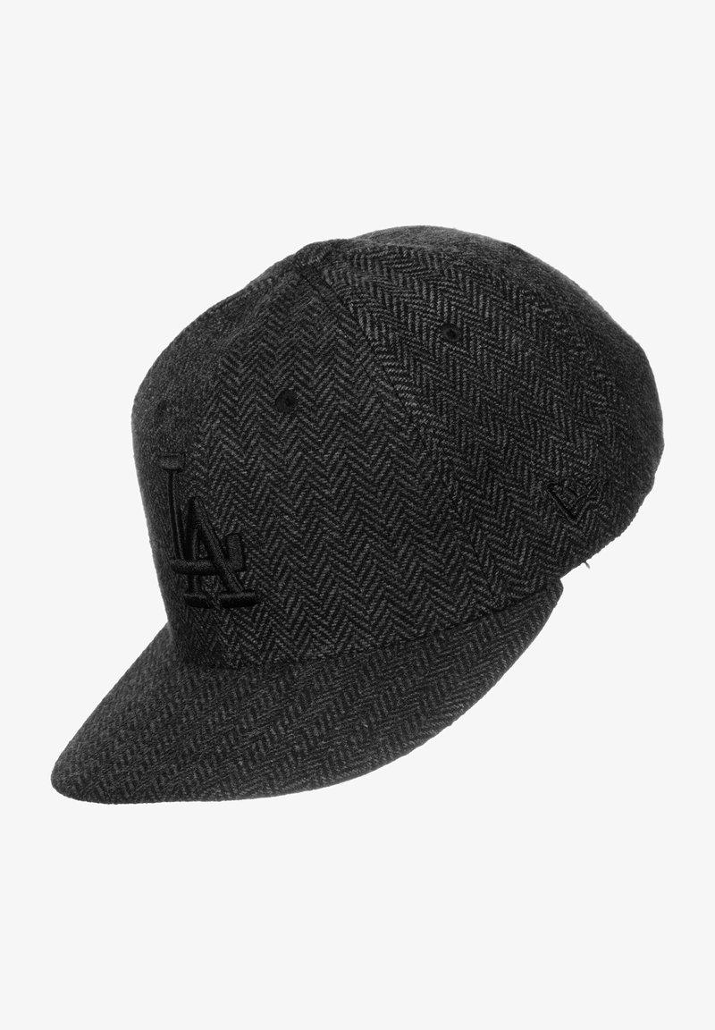 New Era - Cap - black/graphite