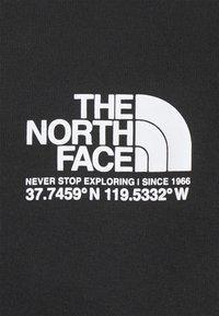 The North Face - COORDINATES CREW - Sweatshirt - black - 2