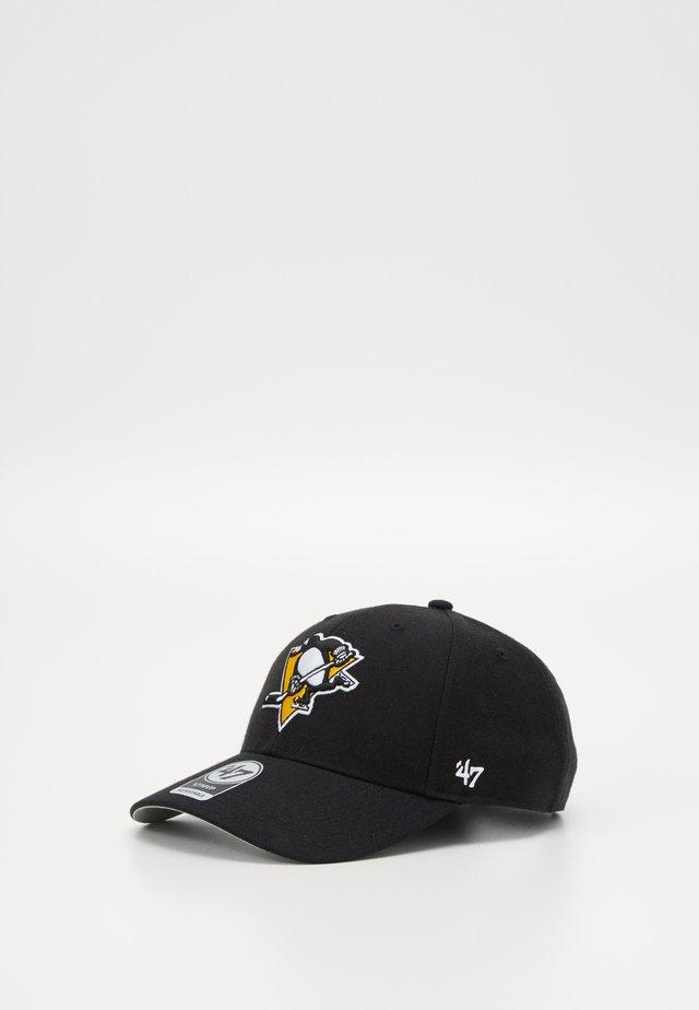 NHL PITTSBURGH PENGUINS - Cappellino - black