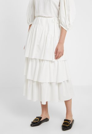 A-line skirt - iconic milk