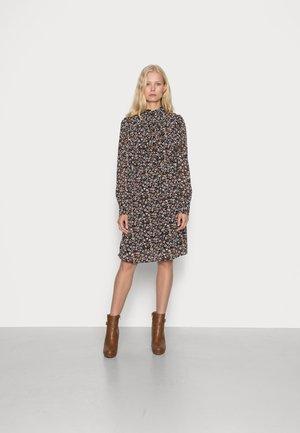 FQLIKO - Shirt dress - shadow grey