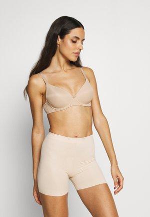 EASY GLIDE ON AND OFF GIRLSHORT COOL COMFORT 2 PACK - Bielizna korygująca - nude/nude