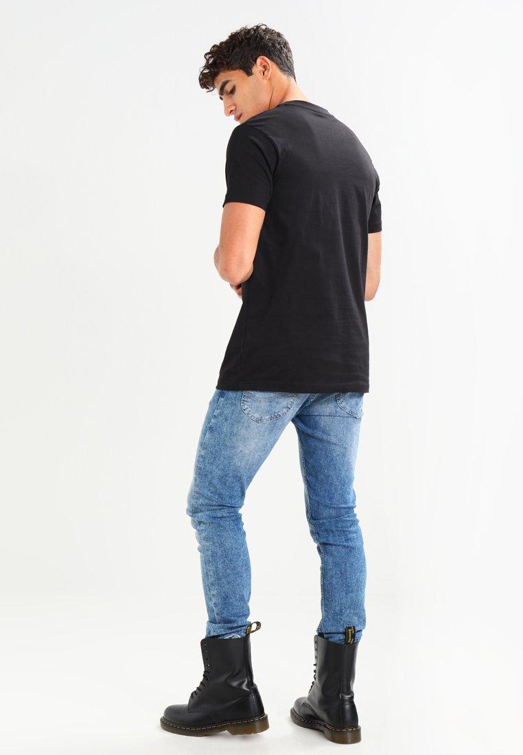 Mister Tee LA ROSE - Print T-shirt - black 1oefc