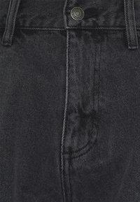 Obey Clothing - HARD WORK CARPENTER - Vaqueros rectos - dusty black - 2