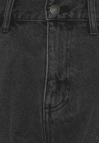 Obey Clothing - HARD WORK CARPENTER - Straight leg -farkut - dusty black - 8