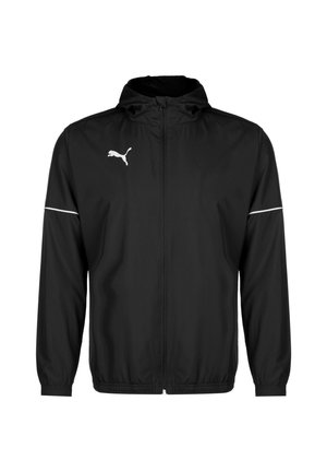 TEAMGOAL CORE REGENJACKE HERREN - Training jacket - puma black / puma white