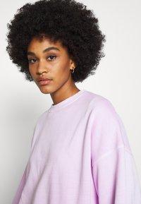 Weekday - PAMELA OVERSIZED - Sweatshirt - lilac - 3