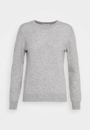 BASIC - Pullover - light grey