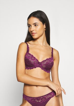 ANGIE - Underwired bra - red