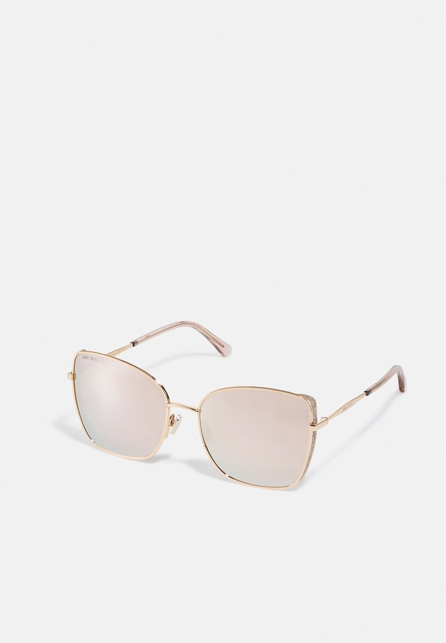 ALEXIS - Occhiali da sole - goldcopper-coloured