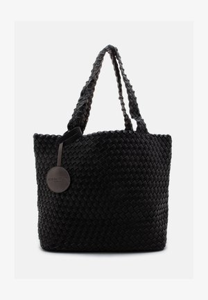 Shoppingveske - black gunmetal