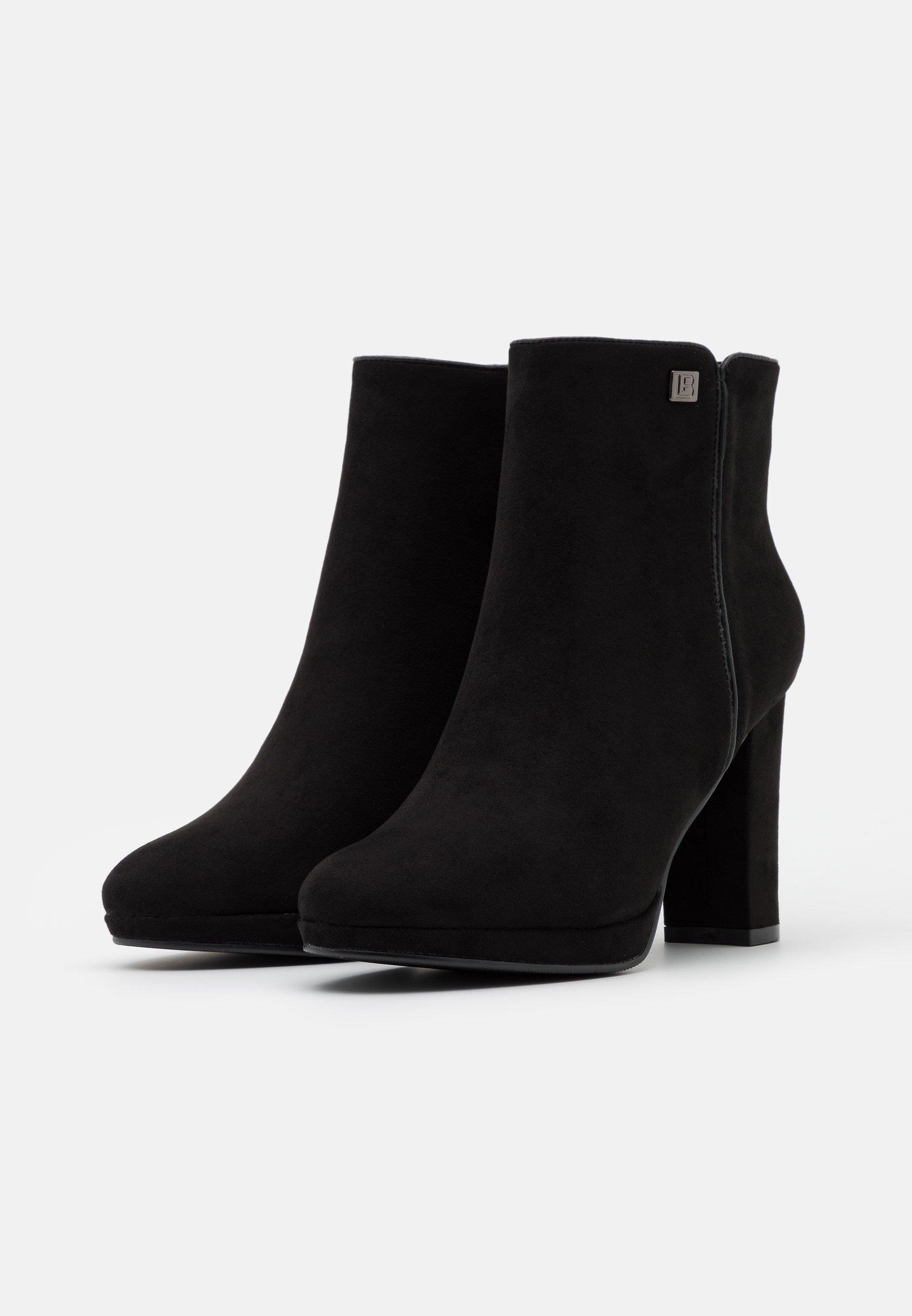 Laura Biagiotti High Heel Stiefelette black/schwarz