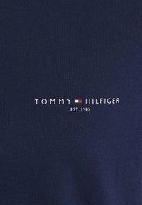 Tommy Hilfiger - CLEAN SLIM - Poloshirt - yale navy - 7