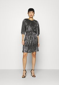 Modström - FIORE DRESS - Cocktail dress / Party dress - black - 0
