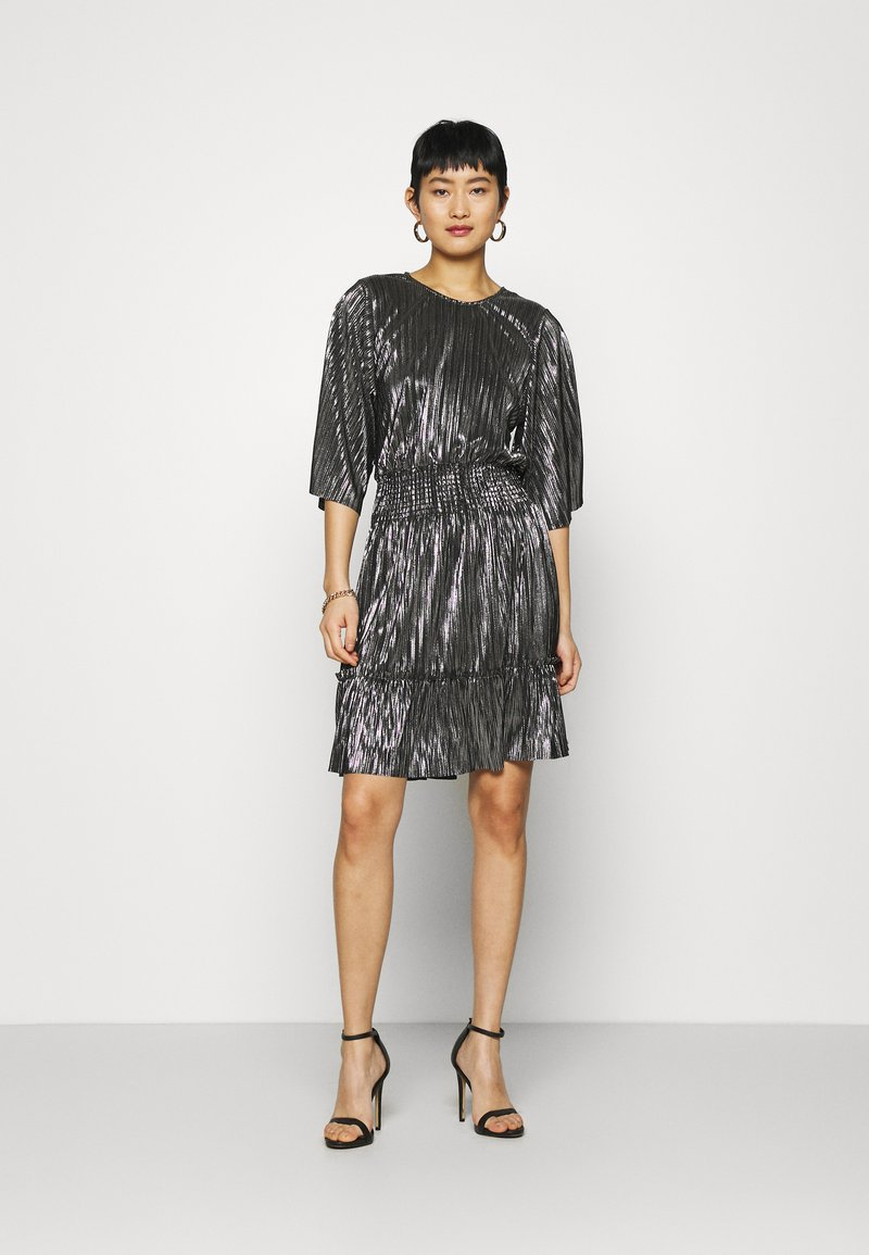 Modström - FIORE DRESS - Cocktail dress / Party dress - black