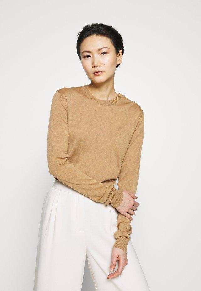 JESSIE - Stickad tröja - india
