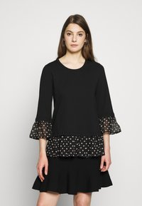 Steffen Schraut - OLIVIA LOVELY  - Long sleeved top - black - 0