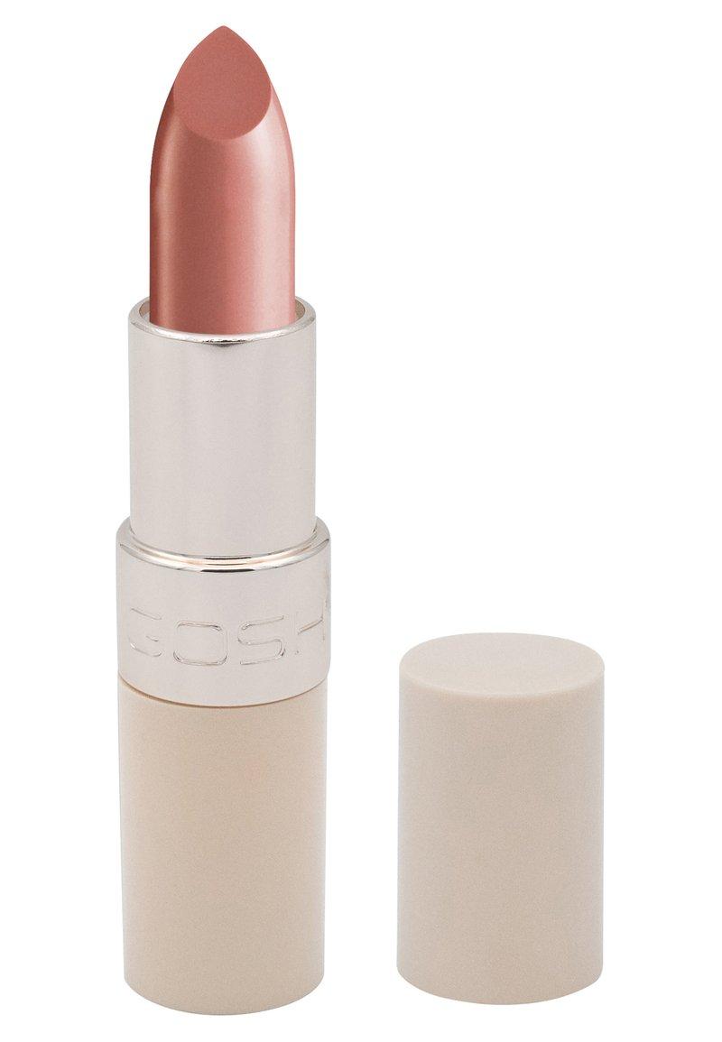 Gosh Copenhagen - LUXURY NUDE LIPS - Lipstick - 001 nudity