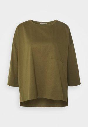 KAORI - Long sleeved top - green