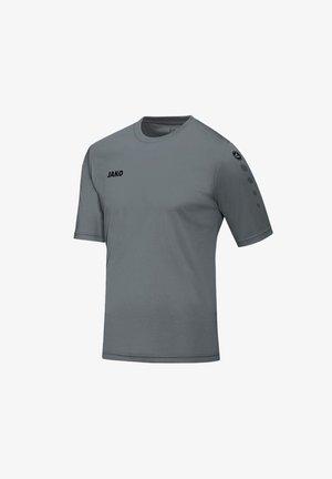TEAMSPORT KURZARM  - Sports shirt - grau