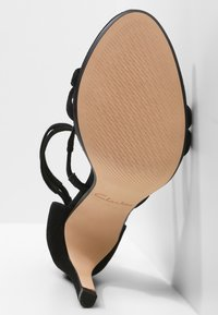 Clarks - CURTAIN STRAP - High heeled sandals - black - 5