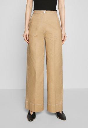 2ND GLITCH - Spodnie materiałowe - india