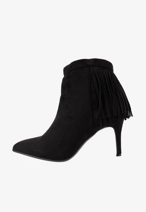 WIDE FIT DAHLIA - Ankelboots - black