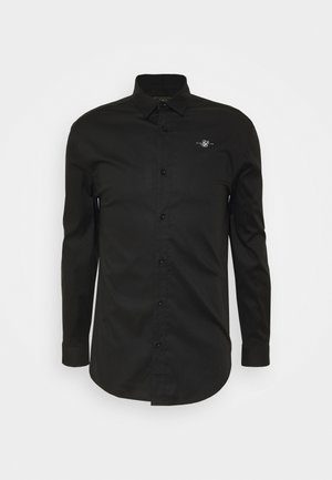 STANDARD COLLAR SHIRT - Formal shirt - black