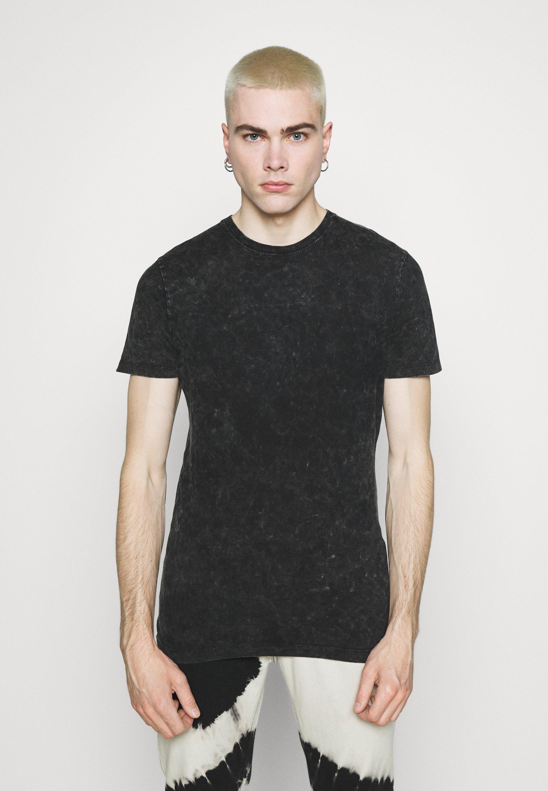 Men JAMALL - Print T-shirt
