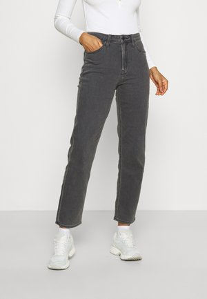 CAROL - Jeans straight leg - grey rory