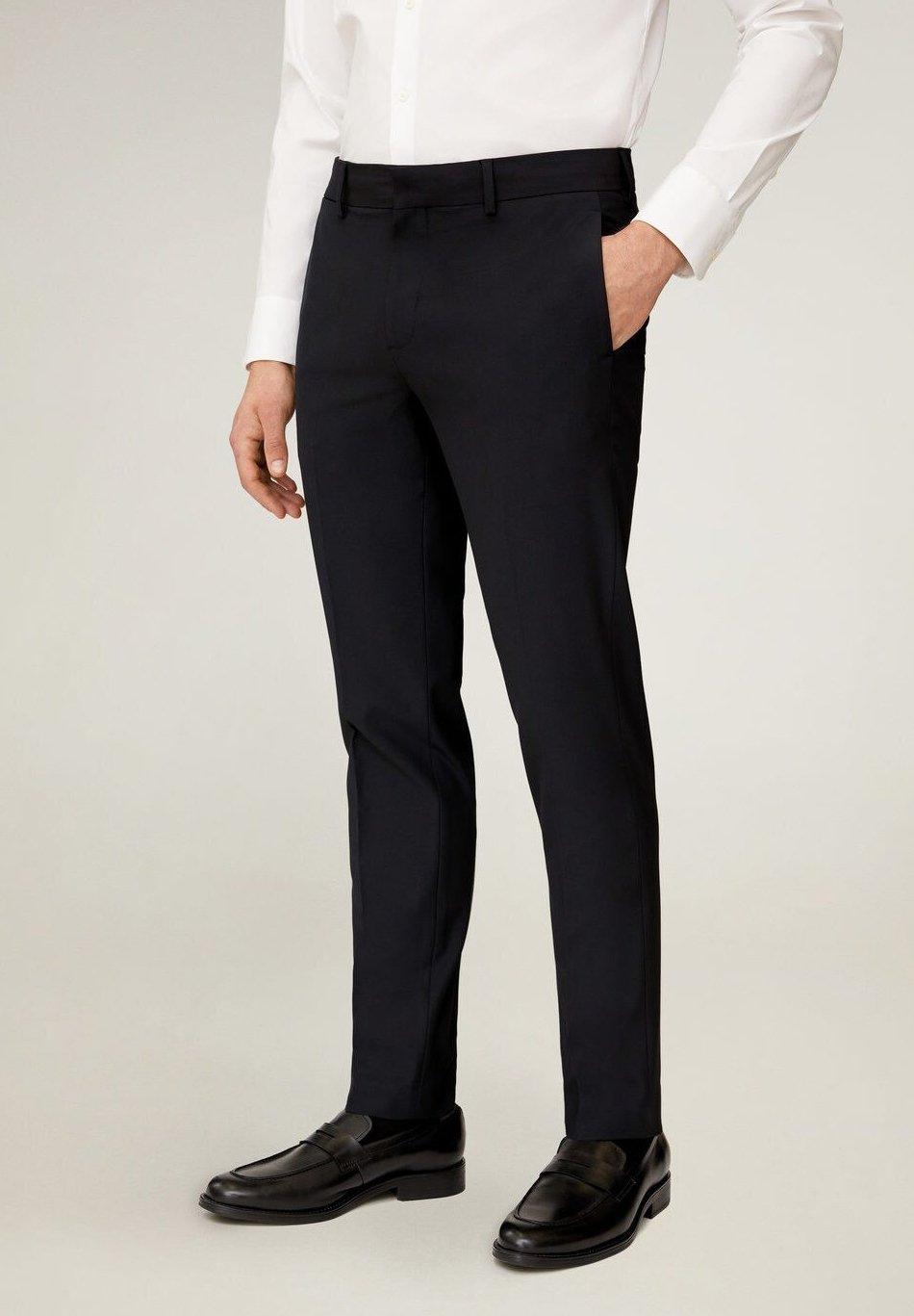 Kostymbyxor schwarz