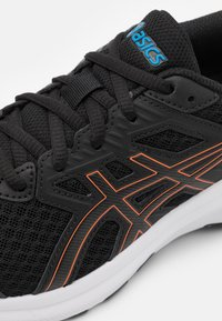 ASICS - JOLT 3 - Neutral running shoes - black/reborn blue - 5